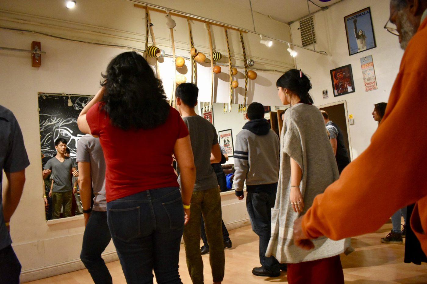 Beginners-Intermediate Salsa Dancing Lessons - La Peña