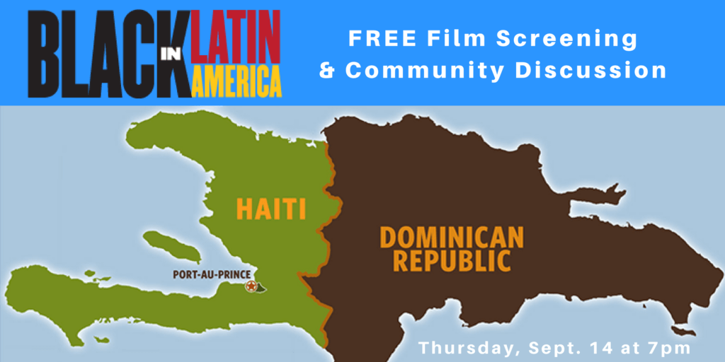 Black in latin america haiti the dominican republic la pea black in latin america is an award winning documentary series where harvard scholar henry louis gates jr travels to 6 different nations in latin america gumiabroncs Choice Image